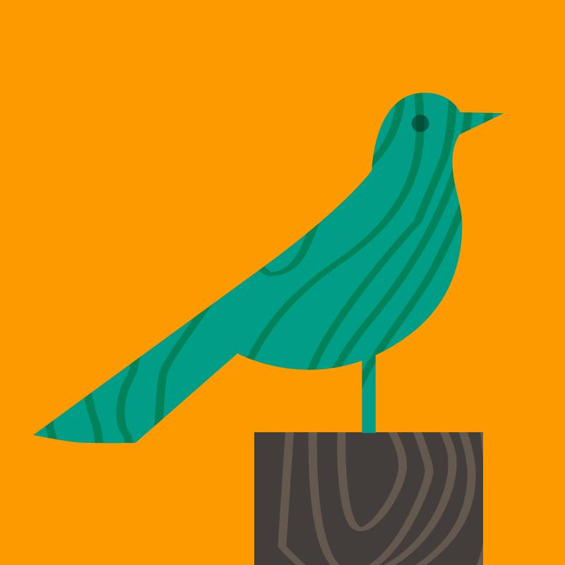 Bird01 green