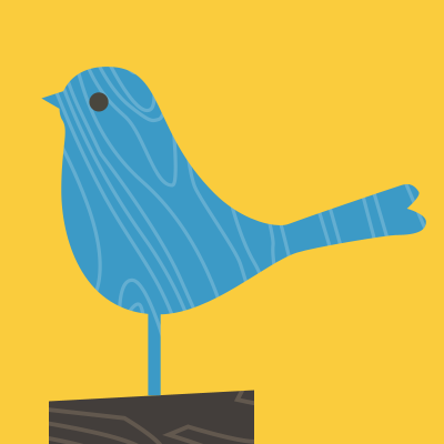 Bird02 blue